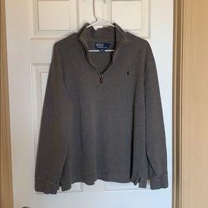 Men's Polo Ralph Lauren 1/4 zip XL
